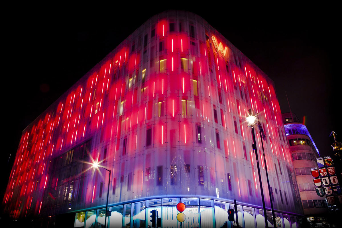 W Hotel Leicester Square London W1 Steerforth Partners