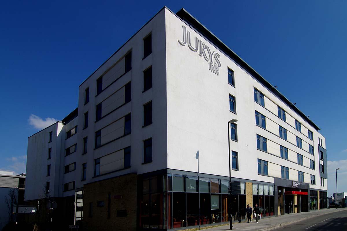 Jurys Inns Portfolio Uk Wide Steerforth Partners